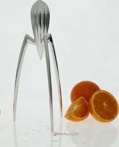 The Philippe Starck juicer