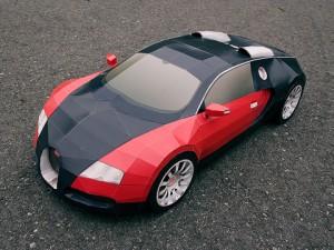 Bugatti-Veyron-Papercraft-2